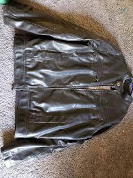 sonoma leather jacket