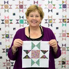 New Friday Tutorial: The Ohio Star Quilt! & This is such an easy way to make the Ohio Star Quilt! Free Video Tutorial Adamdwight.com