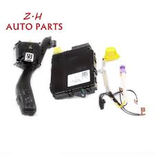 NEW 1K0 953 549 CH Multifunction Cruise Control System <b>Steering</b> ...