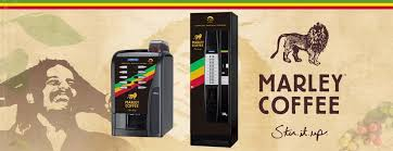 Marley Coffee Vending Machine Interesting Check Out Our New Marleycoffee Branded Saeco Professional Coffee