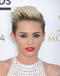 Miley Cyrus Hair Style miley cyrus 10 best hair and makeup looks beautyeditor 4445 by wearticles.com