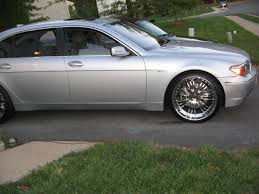 Sport Series 2004 bmw 745li : Who has the Hottest 22