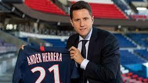 Man Utd news: Ander Herrera points finger at Red Devils board after free  transfer to PSG