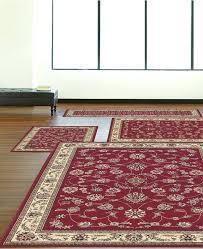 4 piece area rug sets 882p