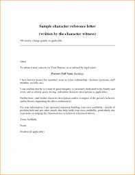 Letter Of Personal Recommendation Personal Recommendation Letter Sample With Receipts Template 9