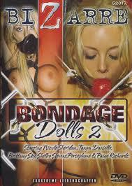 Rubber bondage dolls 2 dvd