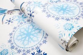 Praxis Frozen Behang Met Blauw Behang Inspiratie Praxis
