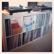 <b>Retro</b> 60's Expedit <b>Stereo Corner</b>   DJ Life   <b>Stereo</b> cabinet, Ikea ...