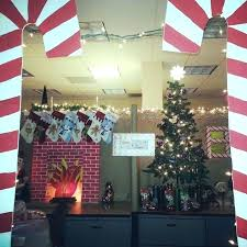 office christmas decorating. fancy office decoration xmas decorations cube decorating ideas house projects from christmas