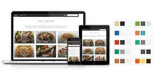 restaurant menu design app brolmo online restaurant menu