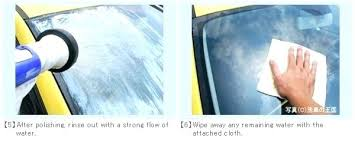 hard water stains on glass stain removal how to get off etched