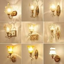 <b>LED Wall Lamp Elegant Lighting</b> Corridor <b>Wall Light</b> European ...
