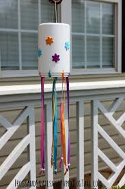 wind chimes for kids to make