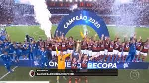 Flamengo 3x0 Del Valle - Recopa Sulamericana 2020 - YouTube