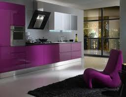 Purple High Gloss Bedroom Furniture Kitchen Modern Purple Kitchen Furniture Cabinet Sets Amusing
