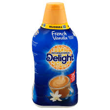 Compare international delight coffee creamer to creamers & flavoring from nestle coffee mate, califia farms, leaner coffee creamer, nutpods, folgers, organic valley. Save On International Delight Coffee Creamer French Vanilla Order Online Delivery Giant