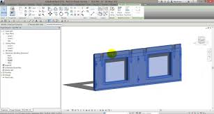 Autodesk Revit Dynamo Analytical model for precast panel
