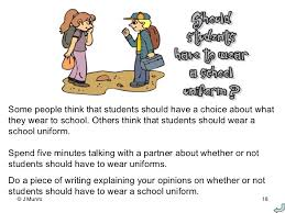should students wear uniforms essay co should students wear uniforms essay custom writing at 10 opinion essay uniform school
