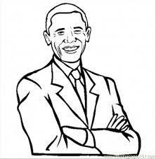 Small Picture Barack Obama Coloring Page Free Politics Coloring Pages