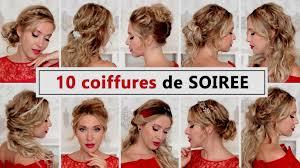 Derni Re Coiffure Simple Pour Mariage Cheveux Mi Long 10