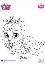 Small Picture Palace Pets Rouge coloring page Free Printable Coloring Pages