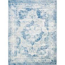 sofia blue 9 ft x 12 ft rug