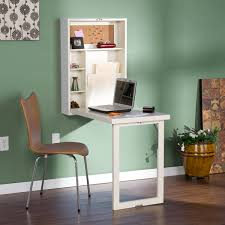 this white fold out desk could be used as dining imagine es and pretty