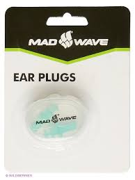 <b>Беруши</b> плунжерные <b>Ear</b> plugs <b>Mad Wave</b> 3092489 в интернет ...