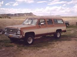 1980 Chevrolet Suburban Photos and Information