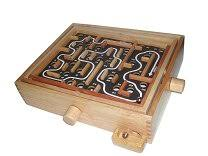 Wooden Maze Game With Ball Bearing Buy Labyrinth Game Wooden Puzzle Maze Game 47