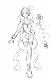 Pop Star Lux, Skin Concept (Art included!!) - League of Legends ...