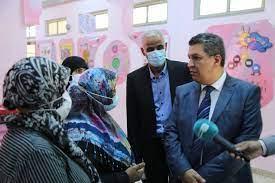 وكالة الأنباء الليبية - وزير التربية والتعليم يتفقد اليوم الأحد سير  امتحانات شهادة إتمام مرحلة التعليم الأساسي للعام الدراسي 2020 – 2021م .