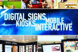 Pacific Digital Signs Retail Digital Sign Digital