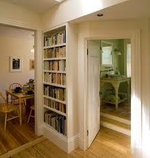 View in gallery builtin bookshelves hallway ideas