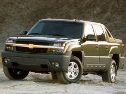 Chevrolet Avalanche North Face Edition '2002 | Limited Edition ...