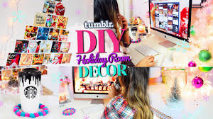 Hellomaphie Diy Tumblr Holiday Room Decor Get Inspired For