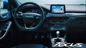 Ford Focus 2019 Ambient Lighting 2019 Ford Focus St Line Interior