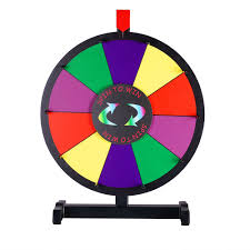 winspin 15 prize wheel 10 slot er tabletop spin dry erase marker eraser fortune