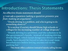 evaluation argument essay Thesis Statement Examples and Instruction            jpg   Paul Bradbury Caiaimage Getty Images