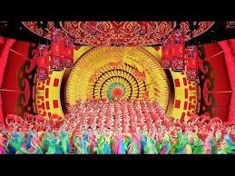 Spring Festival Chinas 2017 Cctv Spring Festival Gala Opens Youtube