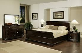 5 Pc. Cooper Sleigh Bed Set - PBO-ABBL141-140-134 ...