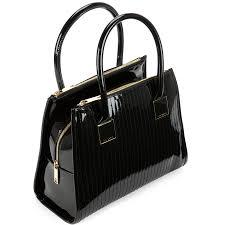 Lyst - Ted baker Sophia Quilted Tote Bag in Black & Gallery Adamdwight.com
