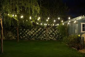 How To String Cafe Lights Diy Hanging Cafe String Lights Diana Elizabeth