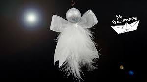 Basteln Und Mehr Süße Engel Basteln Zu Weihnachten Aus