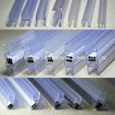 the seal can be applied to curved pivot straight and sliding glass doors