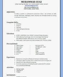 Perfect Ideas Resume Format Download Pdf Job Resume Format Download