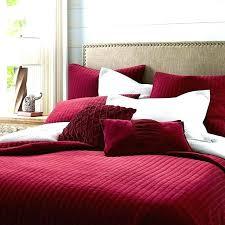 red velvet comforter velour comforter velour comforter set