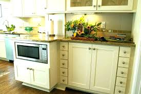 Corner Microwave Cabinet Under Dimensions Where To Put  The In Your Kitchen Counter A Under Cabinet Microwave Dimensions R4