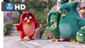The Angry Birds Movie Hindi (02/14) Red Got Punished Anger Management Class  MovieClips - YouTube