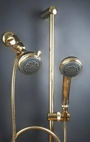 gold shower head and hose mariner 2 system uk